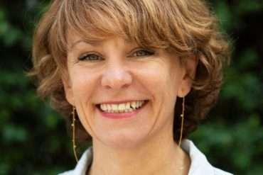 Photo portrait de Françoise Houssay
