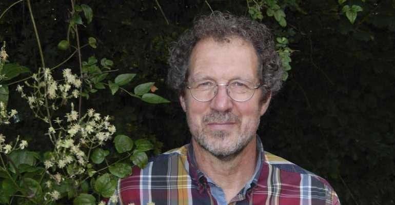 Lex Roeleveld planteur d'arbres champêtres Fondation Yves Rocher