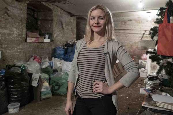 anna prokaeva zero waste