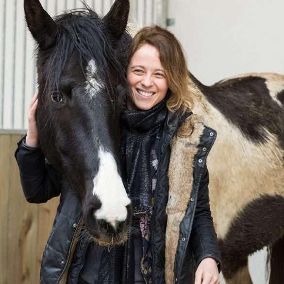 anne maltoni chevaux thérapie lauréate fondation yves rocher