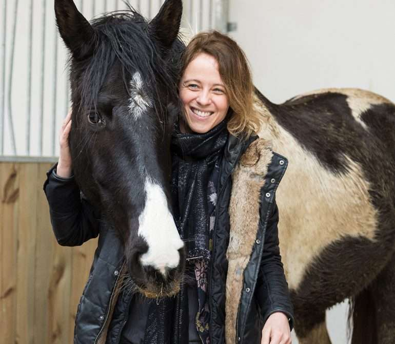 anne maltoni equine-assisted therapy yves rocher foundation winner