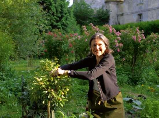 anne ribes first terre de femmes winner gardening