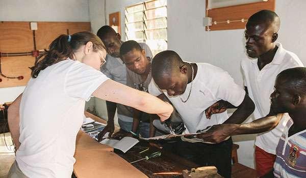 inès rodrigues villages guinée bissau