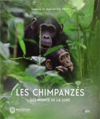 Les chimpanzés vus par Sabrina Krief