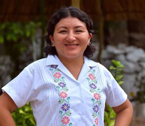 yariely del rocio balam ballote terre de femmes mexico