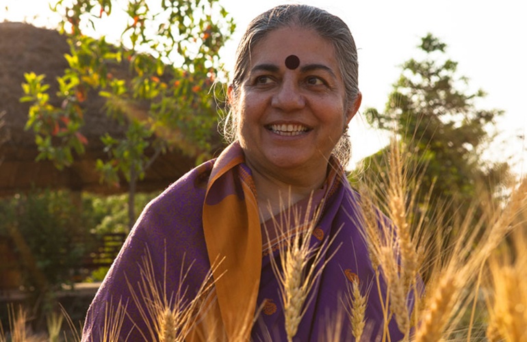 vandana shiva international award fondation yves rocher