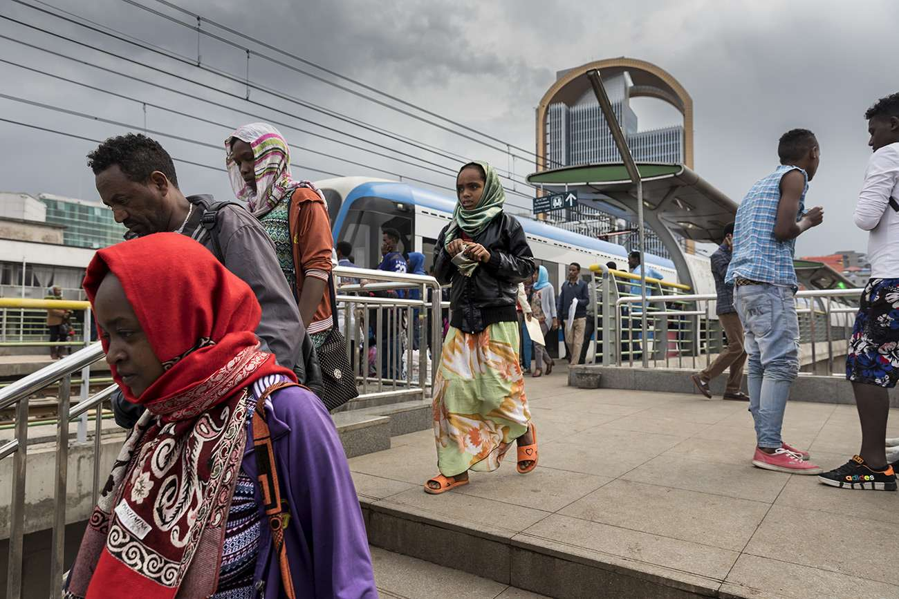 Brent Stirton : Ethiopie mission photographique.