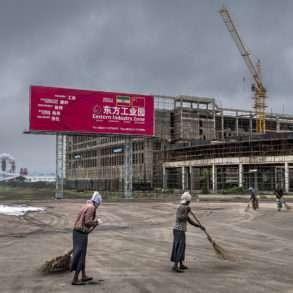 Brent Stirton : Ethiopie dégradation de l'environnement.