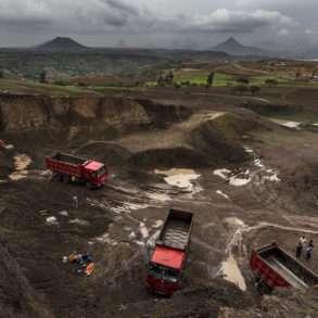 Brent Stirton : Déforestation en masse dans le nord de l'Ethiopie