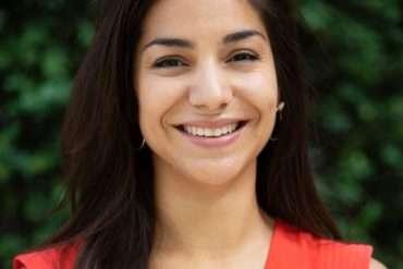Photo portrait de Marine Segura