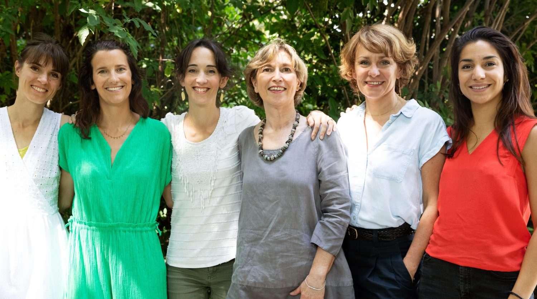 The Yves Rocher Foundation team