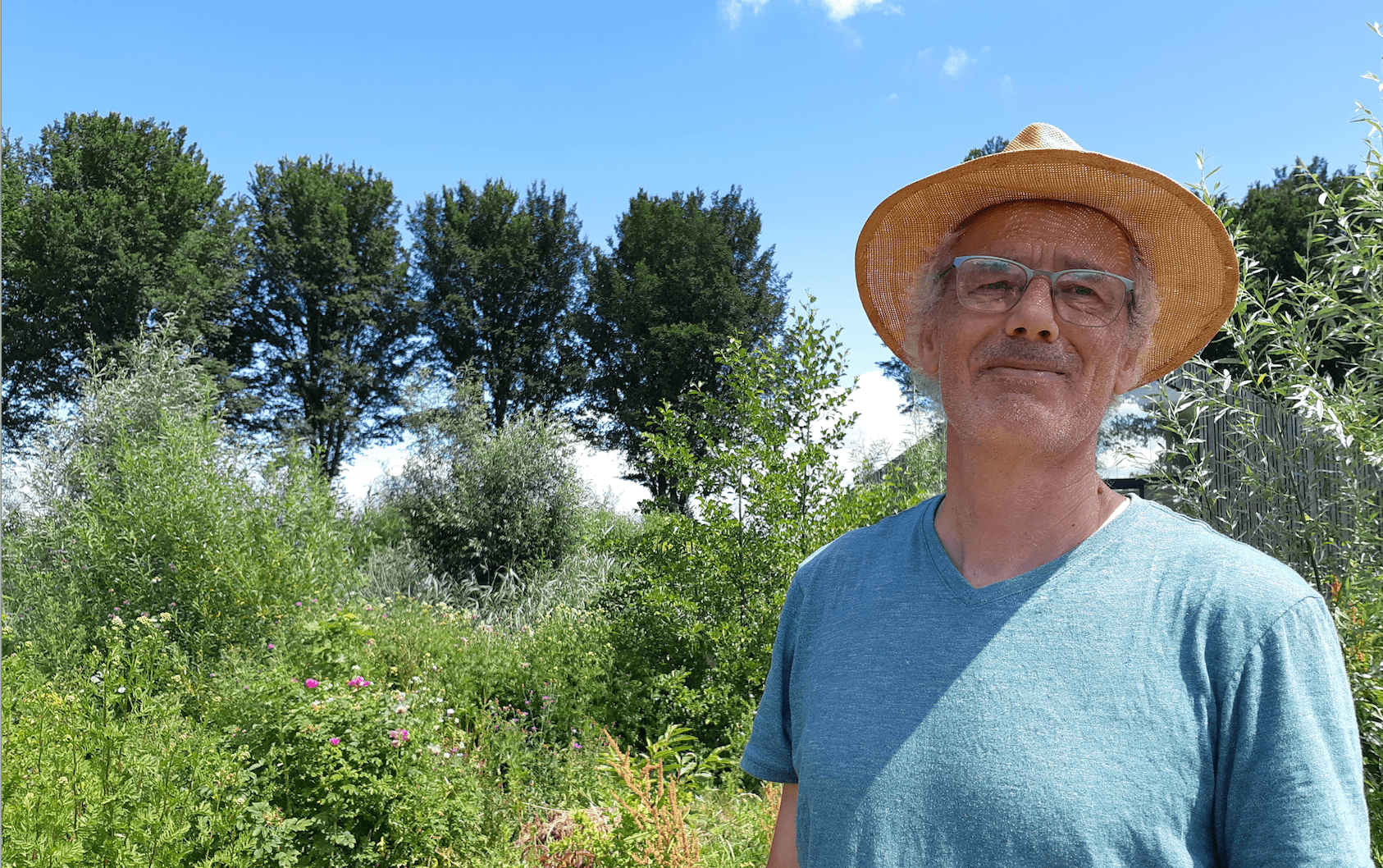 Marien Abspoe and agroforestry: a model that fosters the regeneration of biodiversity