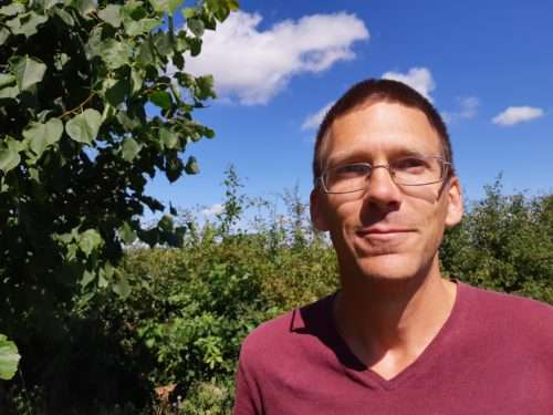 Jan Degenaar, Food Forest project in The Netherlands Side bar
