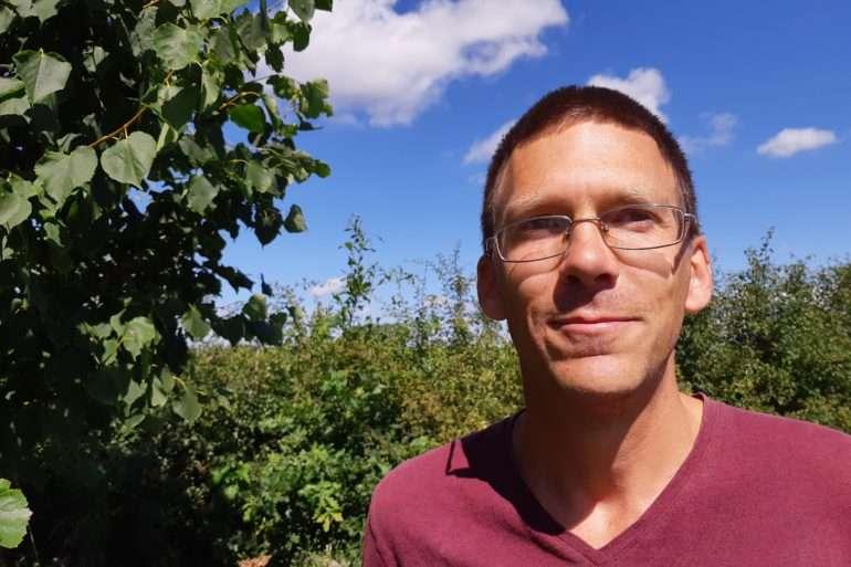 Jan Degennaar, projet de food forest au Pays-Bas