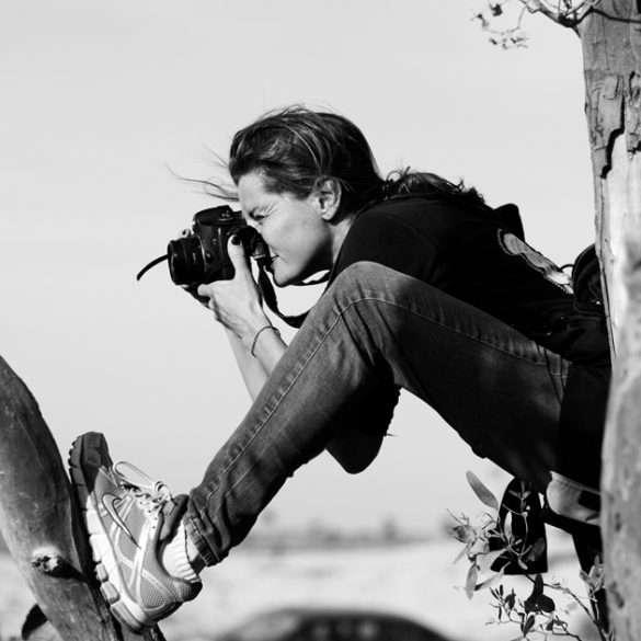 Nadia Shira Cohen Lauréate Prix Fondation Yves Rocher Visa Premier 2019