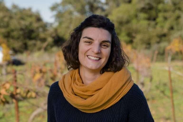 Pauline Chatin lauréate Terre de Femmes France 2020 Vignes de Cocagne