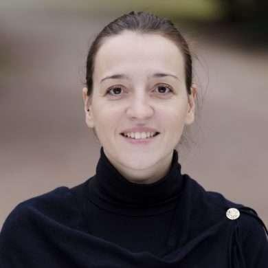 Gaëlle Nougarede, 2020 Terre de Femmes France Award winner, movementfrance association