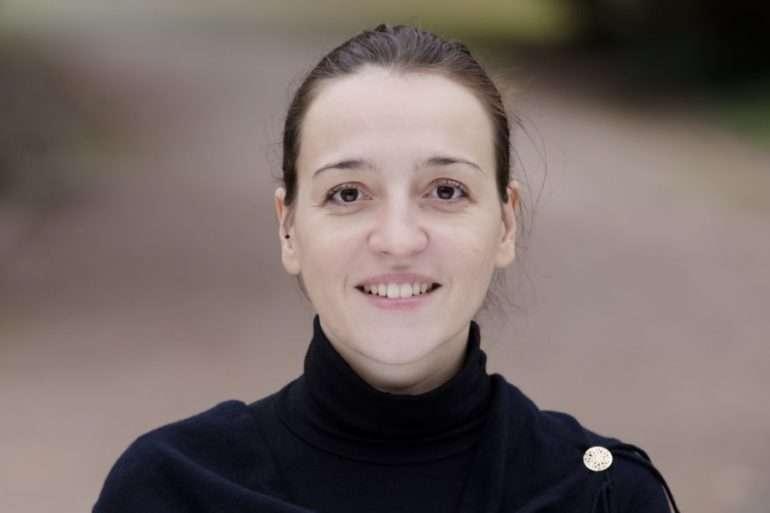 Gaëlle Nougare de lauréate Terre de Femmes France 2020 association movementfrance