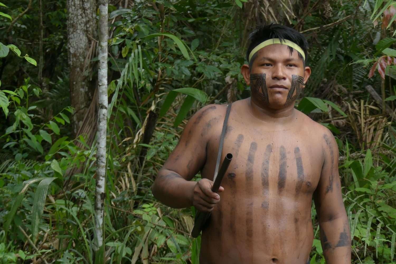 Amazonie communauté Xikrin se bat contre son patrimoine forestier en péril
