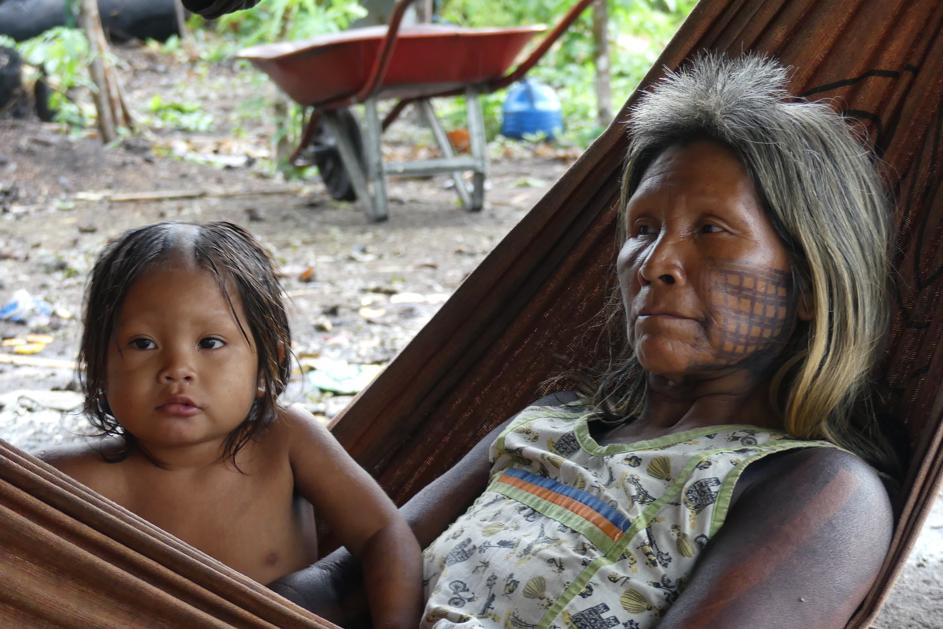 Amazonie communautés indigènes