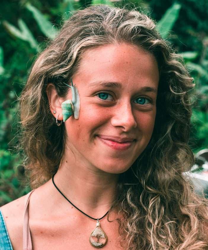 Martina Panisi / Forest Giants / Italie/ SaoTome et Principe / Conservation de la biodiversité / protection de l'environnement
