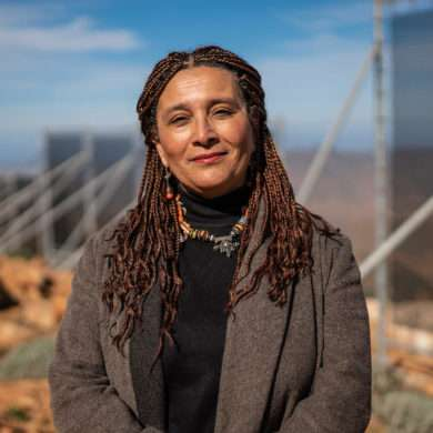 Jamila Bargach / Association Dar Si Hmad / Maroc / Collecte d'eau de brouillard/ alimentation en eau potable