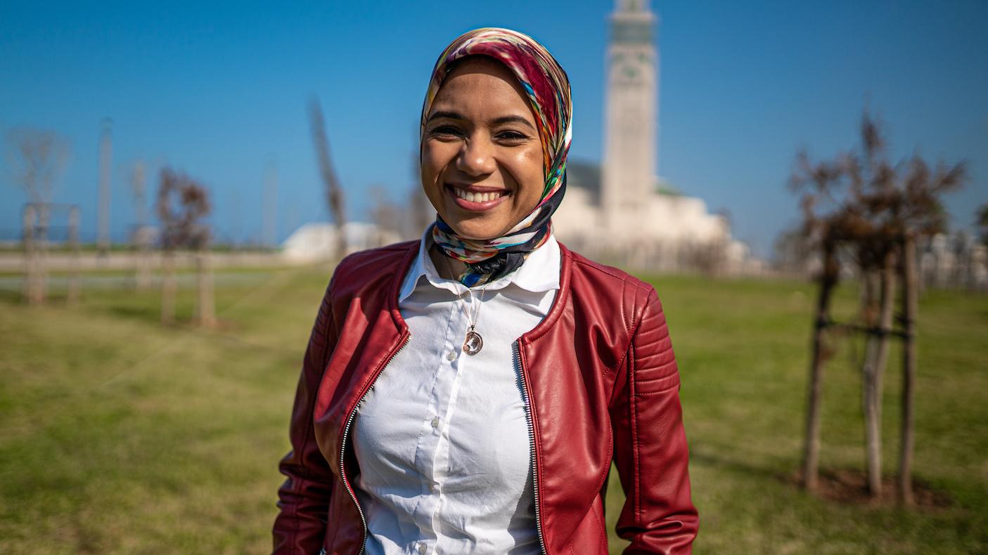Raowia Lamhar / Projet Fresh'it / Lutte contre le gaspillage alimentaire/ énergie renouvelable et accès à l'énergie