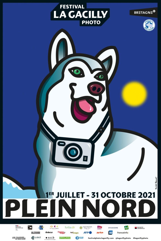 Affiche de la 18ème édition du Festival Photo de La Gacilly
