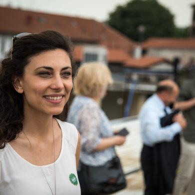 Emanuela Saporito / Association OrtiAlti / Préservation de l'environnement / agriculture urbaine / jardins urbains