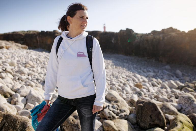 Ana Pêgo / Projet Plasticus maritimus / Préservation de l'environnement/ Lutte contre la pollution plastique
