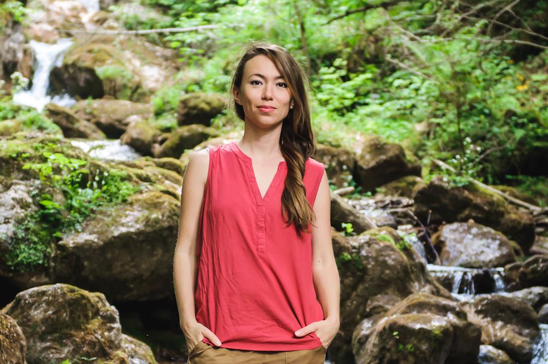 Yanina Lucheyko / Association Cœur Vert des Carpates / Gestion des déchets et préservation de l'environnement