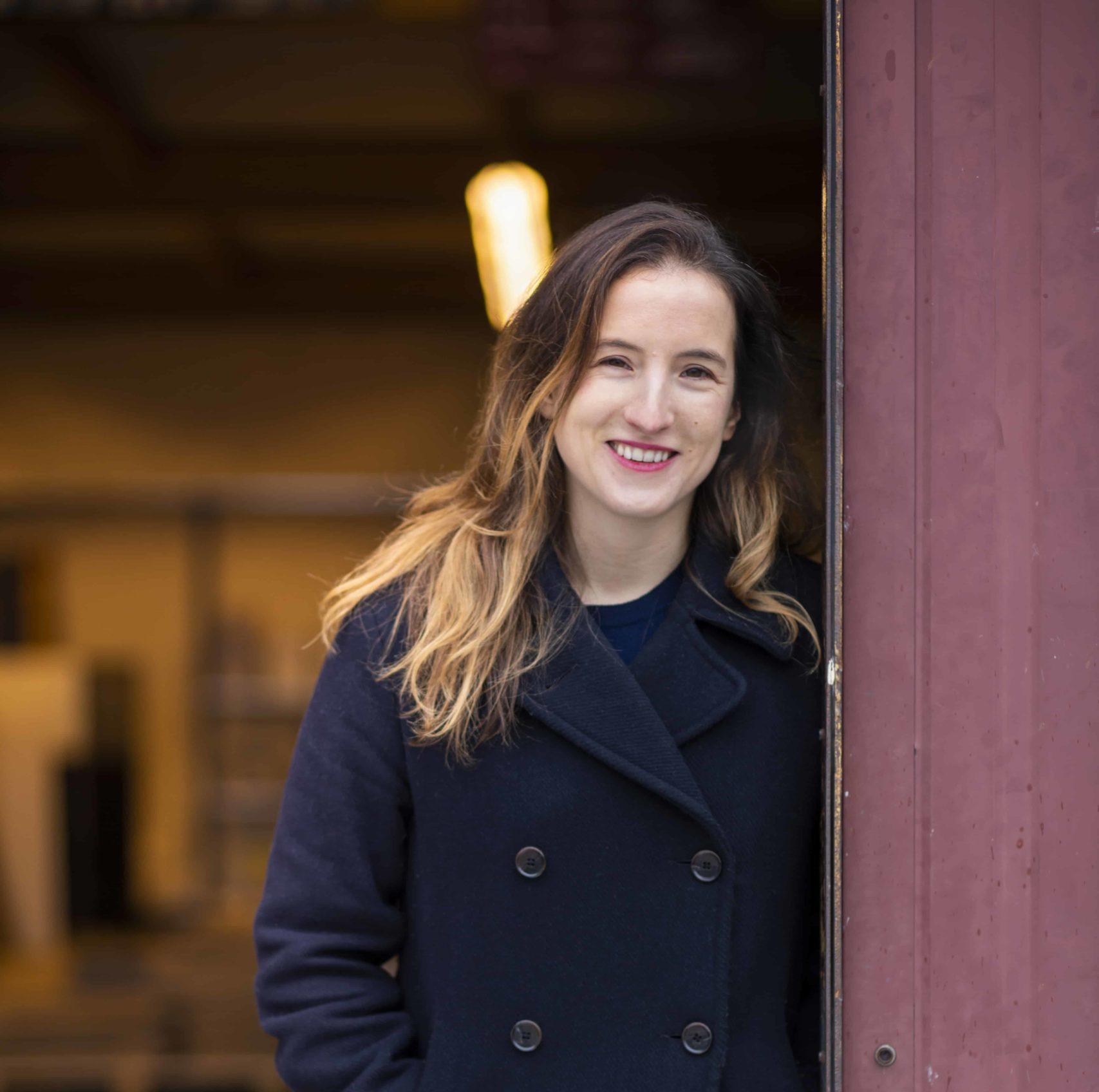 Joanne Boachon lauréate Terre de Femmes France 2021 Association Minéka de réemploi de matériaux