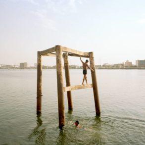 Prix photo visa pour l'image Fondation Yves Rocher Mathias Depardon crise de l'eau Turquie Irak