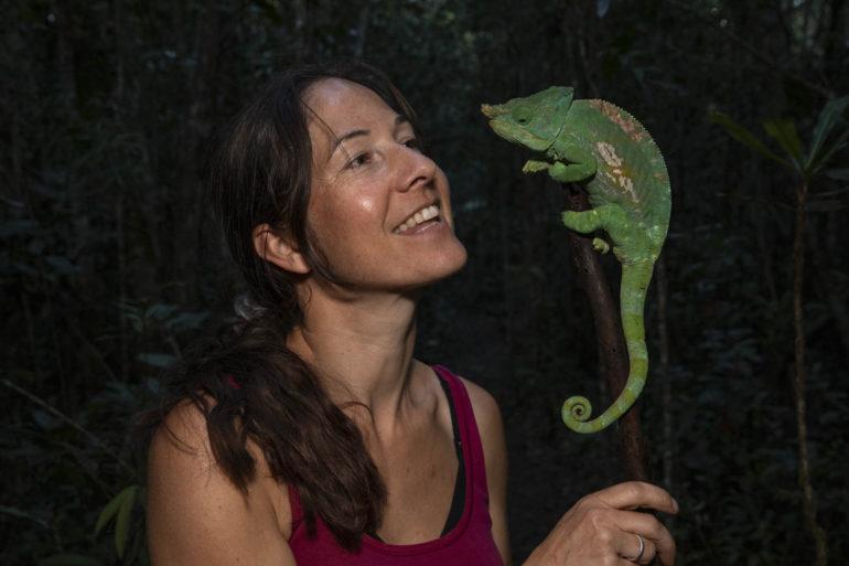 Ulla lohman mission photographique à madagascar pour la fondation yves rocher